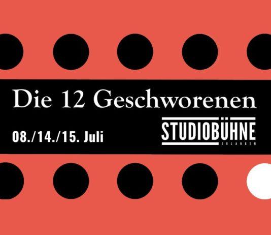 Die 12 Geschworenen, Studiobühne Erlangen