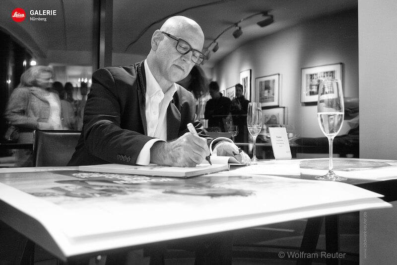 Craig Semetko in der Leica Galerie Nürnberg