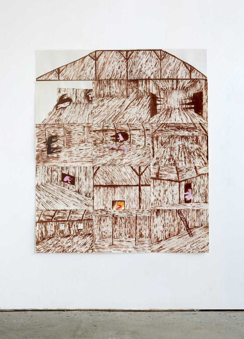 Andrea Barzaghi, Casa