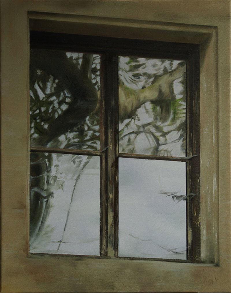 Olaf Jaeschke: Schlossfenster