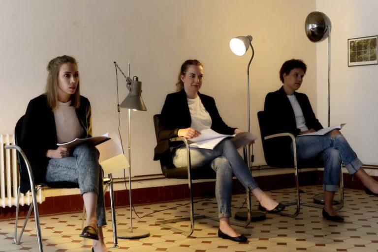 Protokoll B aus Berlin im Interview über die Macht der Sprache und das Nicht-Verstehen