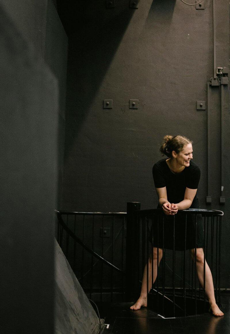 Eva Borrmann, Foto: Sebastian Autenrieth, Tafelhalle