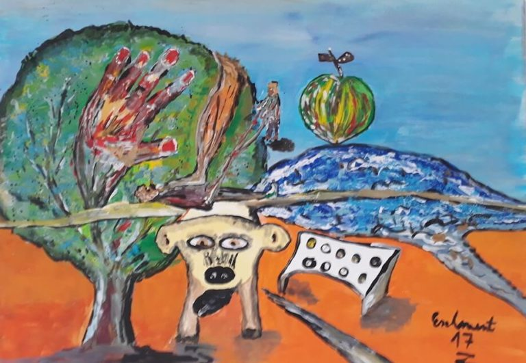 International Art Exhibition in Bodaistic Style