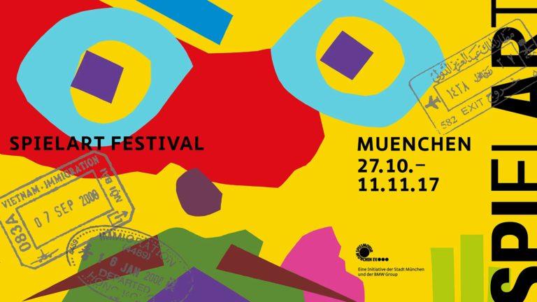 Das 12. SPIELART Festival in München
