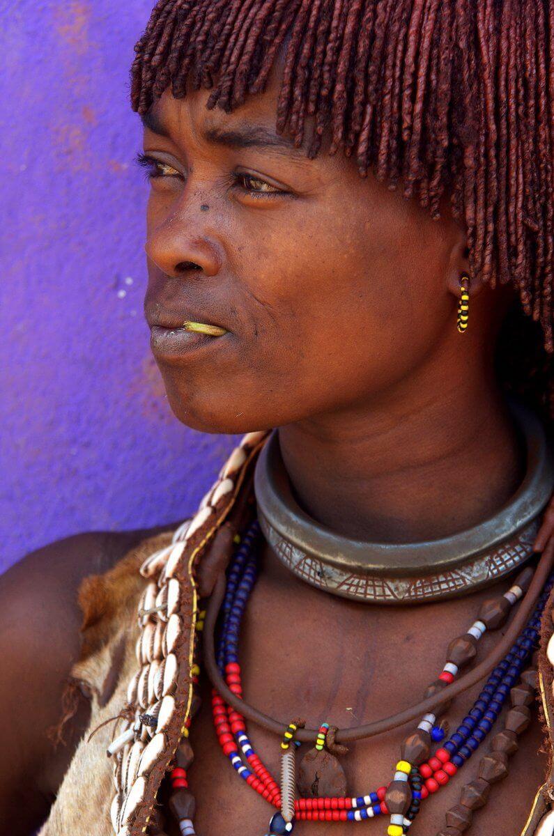 Foto: Peter Rex, Ethnien in Äthiopien