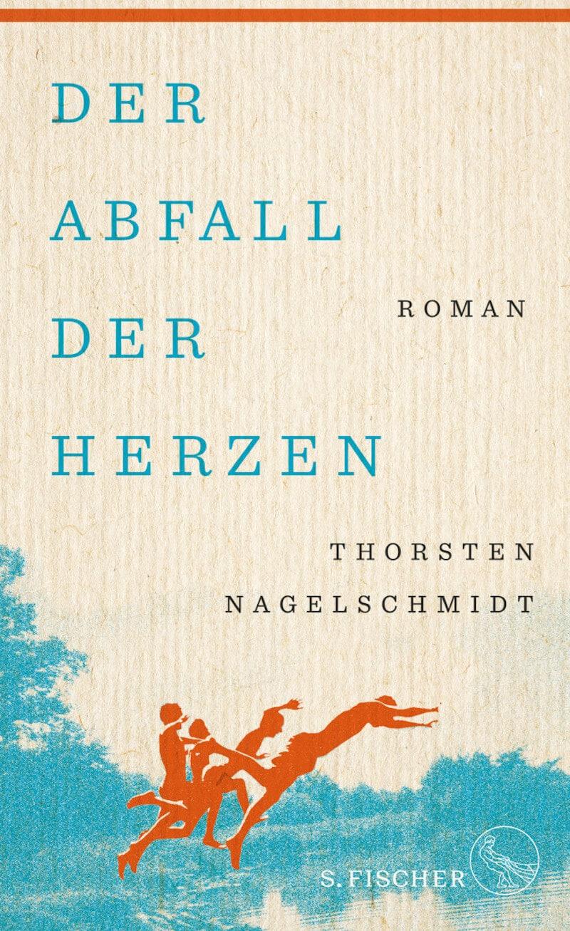 Buchcover Thorsten Nagelschmidt