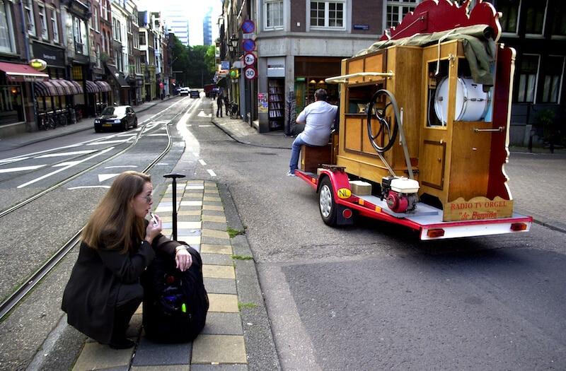 Linsensuppe, Amsterdam, © James Edward Albright Jr.