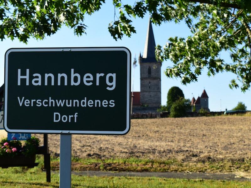 Hannberg, Foto: Rainer Schulz