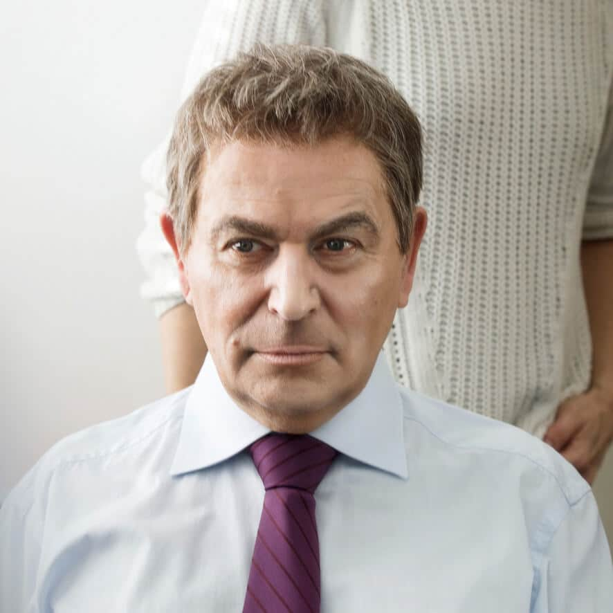 Bernd Telle, lookalike, 2018