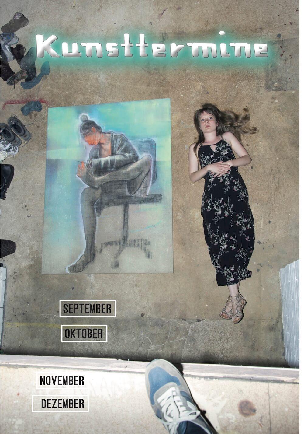 Kunsttermine 8, Nürnberg, Fürth, Erlangen