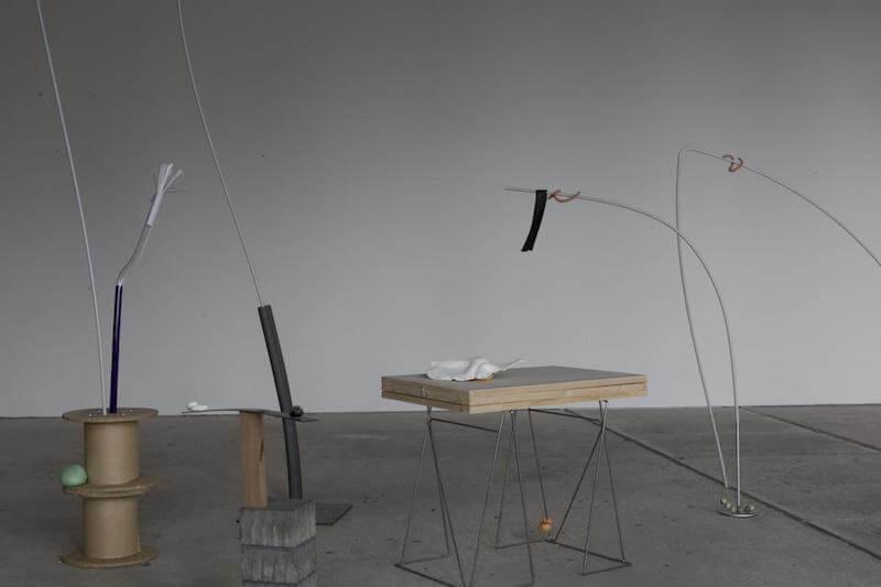 "Rosa Violetta Grötsch: Installation ""Der Drögling"", © RVG"