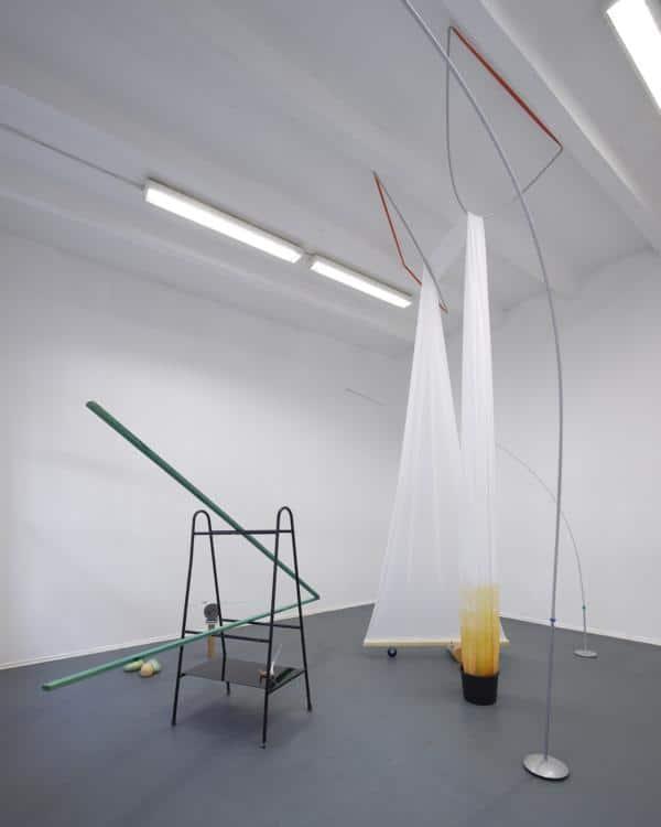 """Rosa-Violetta Grötsch: Installation """"Havarie"""", © Nicolas Wefers"""