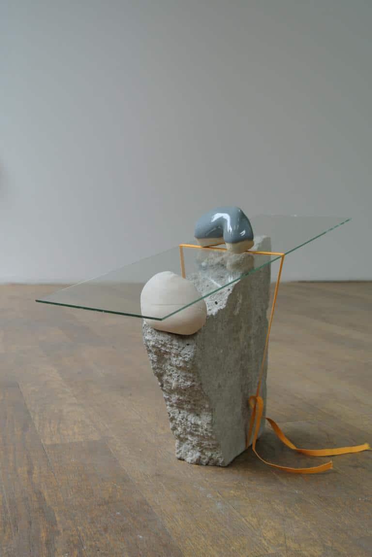"""Rosa Violetta Grötsch: Installation """"Miks Mitte"""", © RVG"""