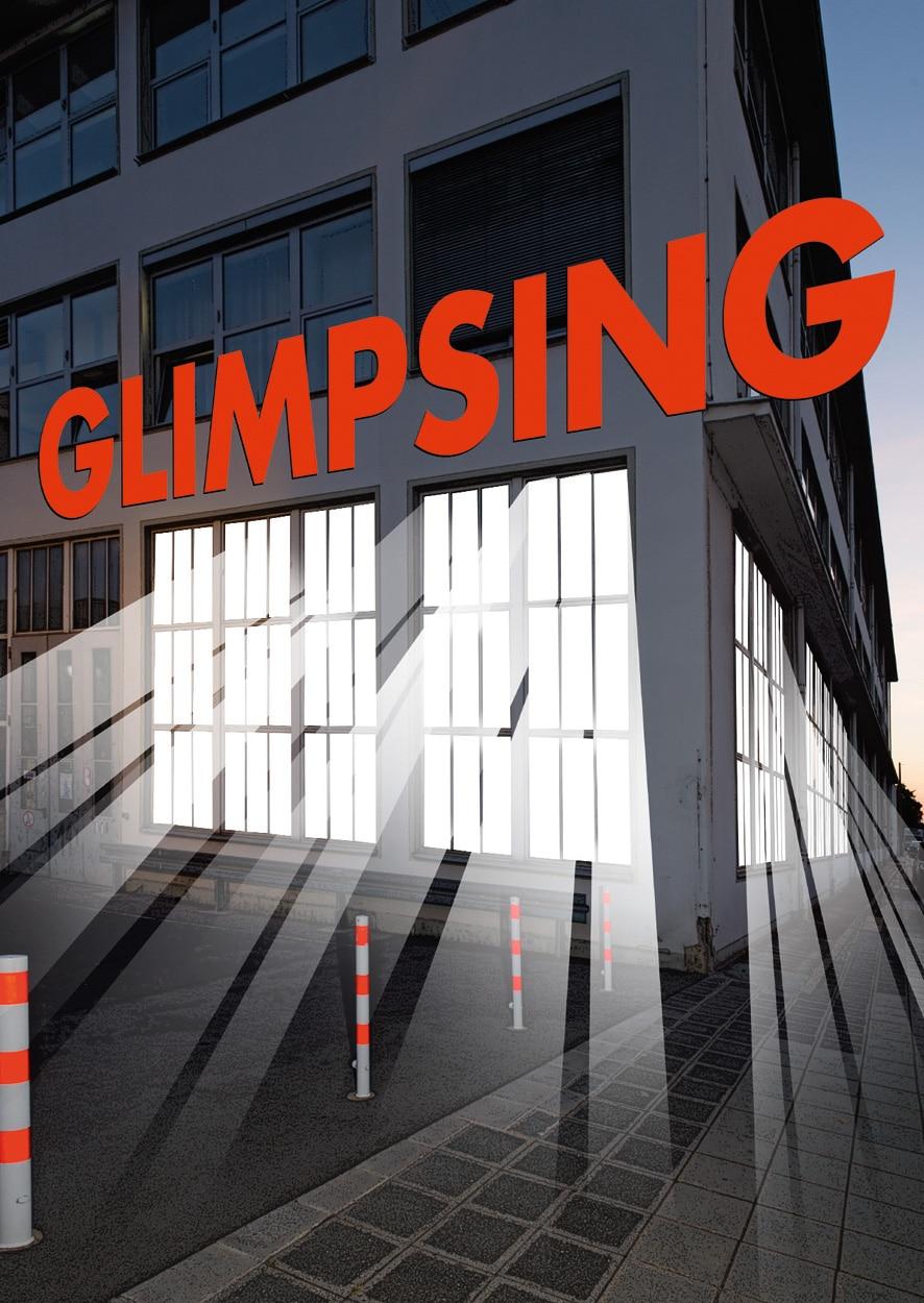Glimpsing_Flyer_Druck