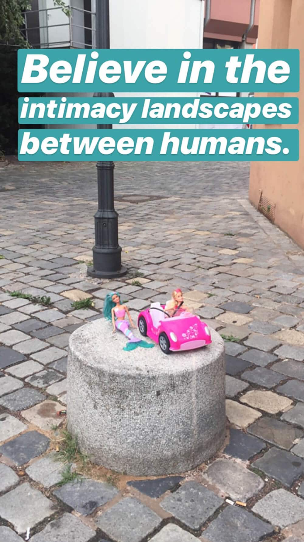 human trust -Serie, © Moni Gropper, 2019