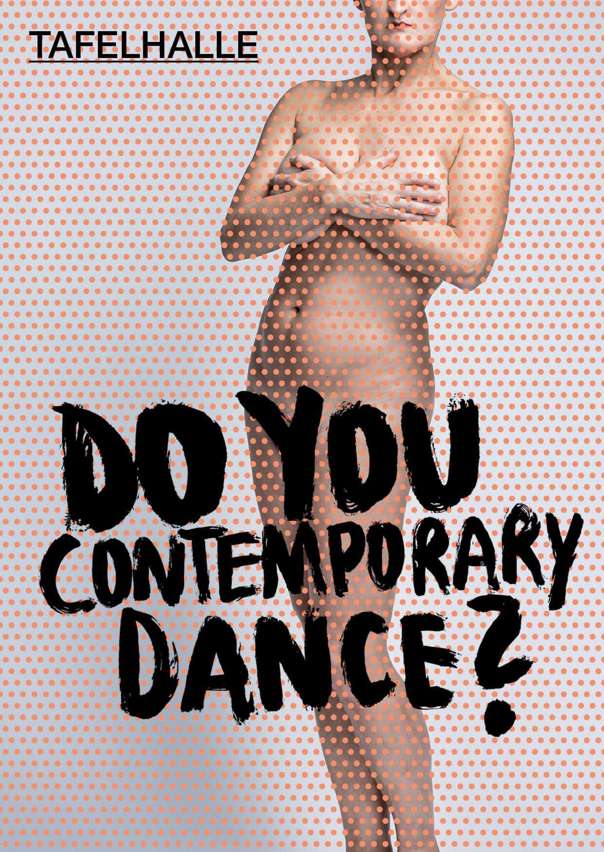 """Curtis & Co. - dance affairs feiert am 14.02. mit """"Do you contemporary dance?"""" Premiere in der Tafelhalle. Interview mit Susanna Curtis."""