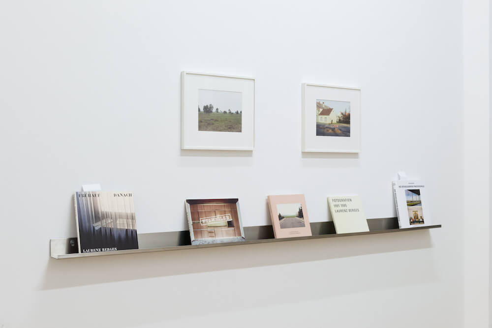Laurenz Berges, Kunsthaus im KunstKulturQuartier 2019, Foto: Annette Kradisch