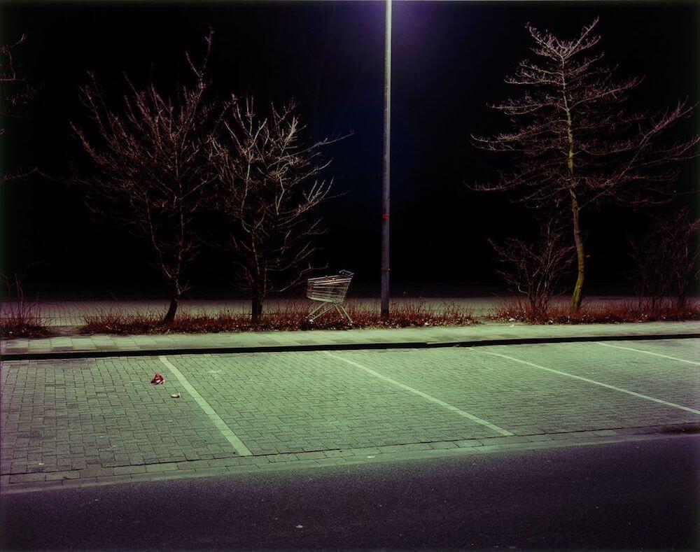 Laurenz Berges, aus der Serie Cloppenburg (1989) © Laurenz Berges und VG Bild-Kunst, Bonn 2019