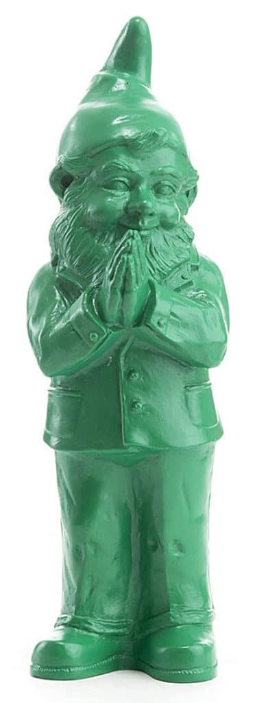 Ben, grün, signiert © Ottmar Hörl/Galerie Zimmermann & Heitmann