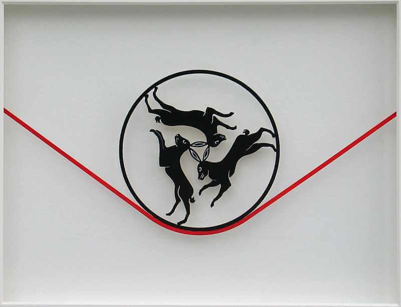 Leichtigkeit des Seins, © Volker Kühn/Galerie Zimmermann & Heitmann