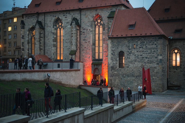 Anezka Live im Agneskloster, Pressefoto: © Tereza Křenová, NGP