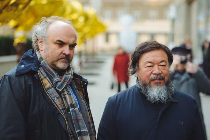 Eröffnung der Ausstellung Ai Weiwei Zodiac Heads, Pressefoto © Jan Hromádko; NGP