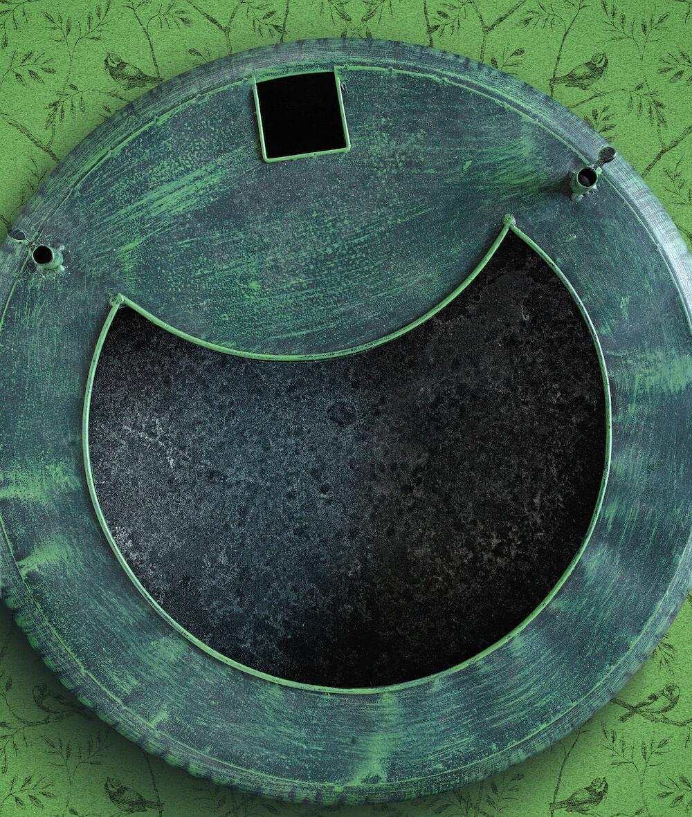 Wahnsinn:Brunnen mit zwei Fröschen, © Ulrike Manestar
