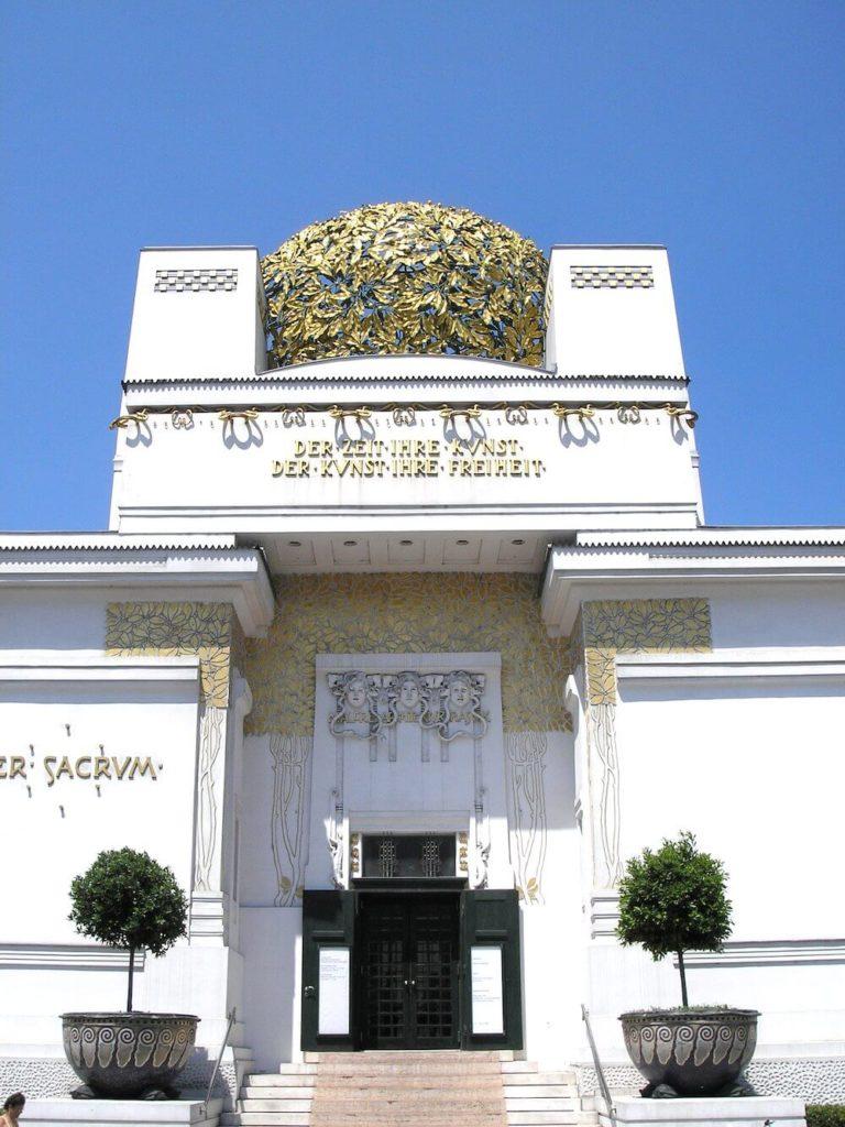 Secessionsgebäude, Wien