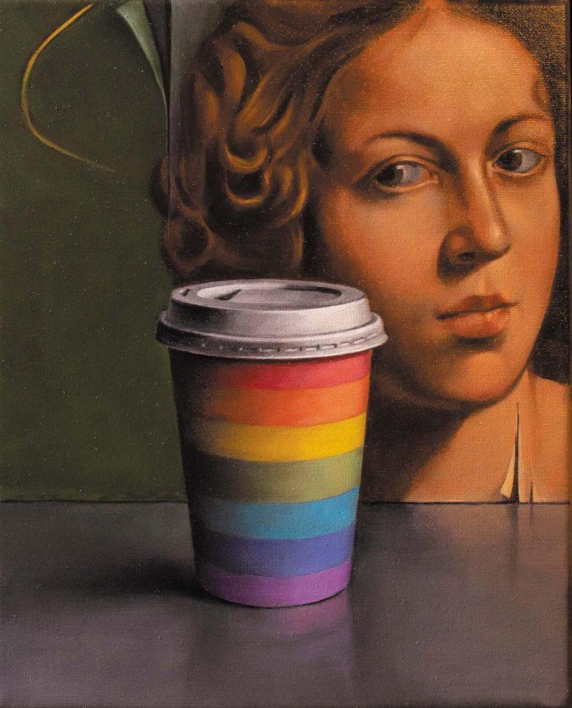 Michael Jampolski: ANDRA TUTTOBENE, 30x24 cm