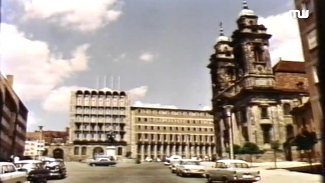 VOM REIZ DES UNSCHEINBAREN – 50ER-JAHRE-ARCHITEKTUR IN NÜRNBERG