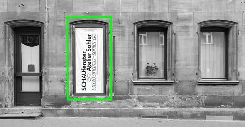 Günter Derleth im SCHAUfenster c/o Atelier Sohler