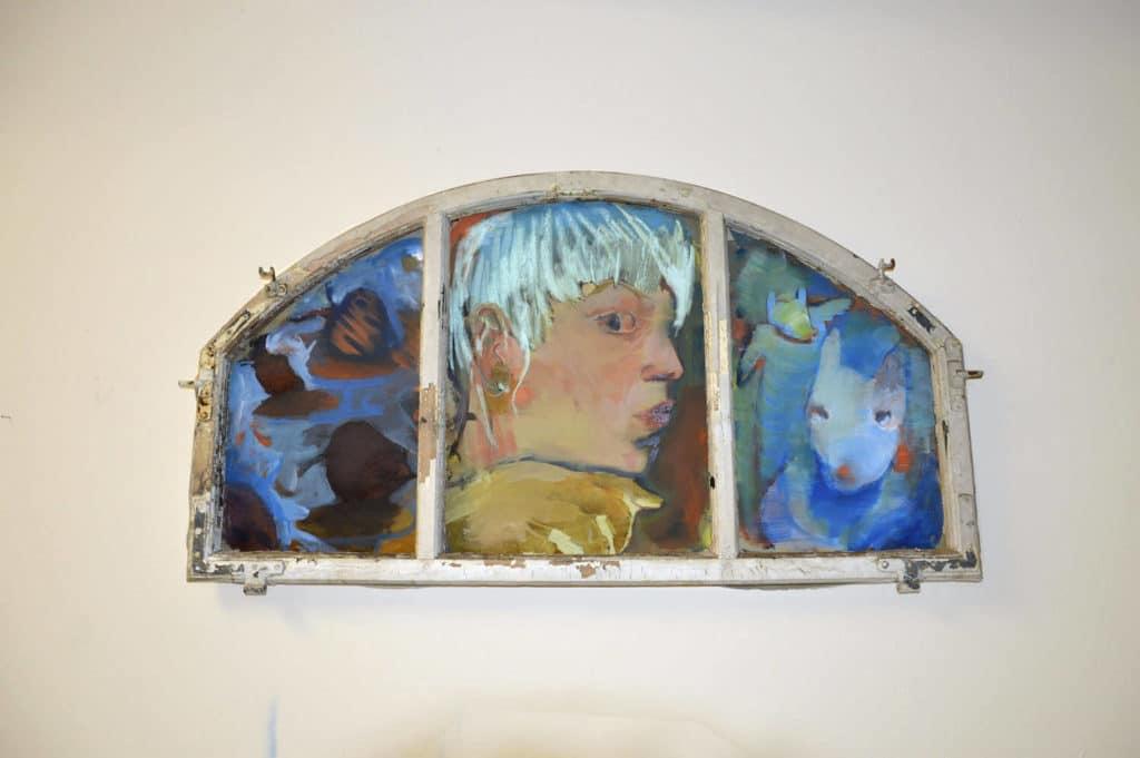 Lisa Wölfel, Bildfenster 1
