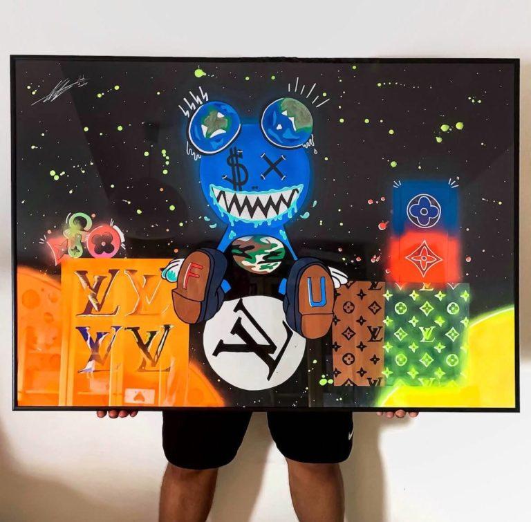 Noah Laatar – Pop Art aus Erlangen