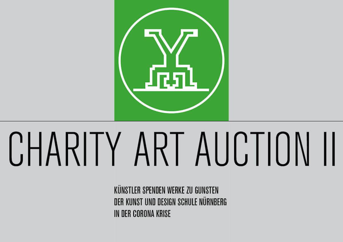 Kunst-Auktion für die Kunst und Designschule Nürnberg