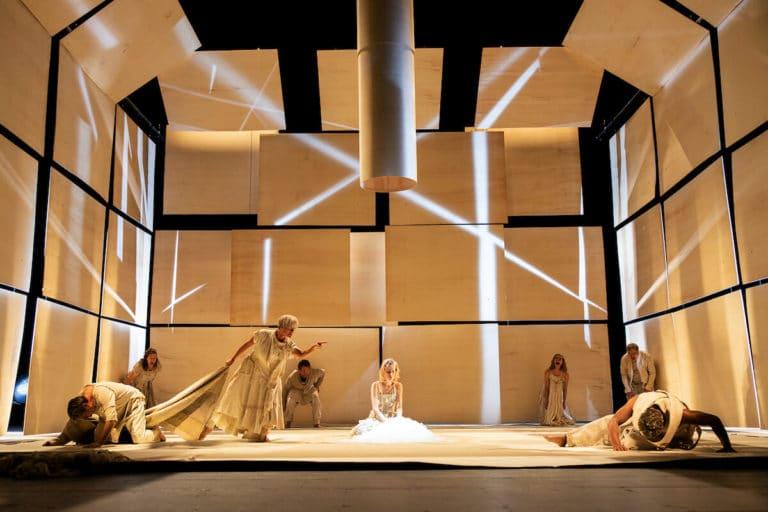 Antigone im Schauspielhaus Nürnberg