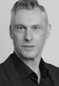 Holger Rieß, Vorsitzender der Freunde und Förderer des Neuen Museums Nürnberg