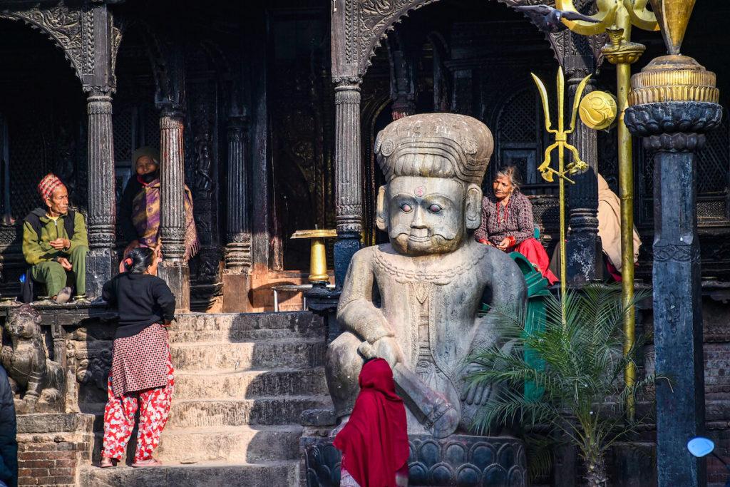 Dattatreya Mandir, Bhaktapur © Janina Baumbauer