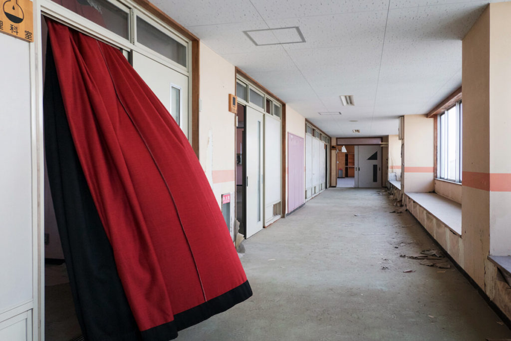 Namie, Prafektur Fukushima © Jürgen Schabel