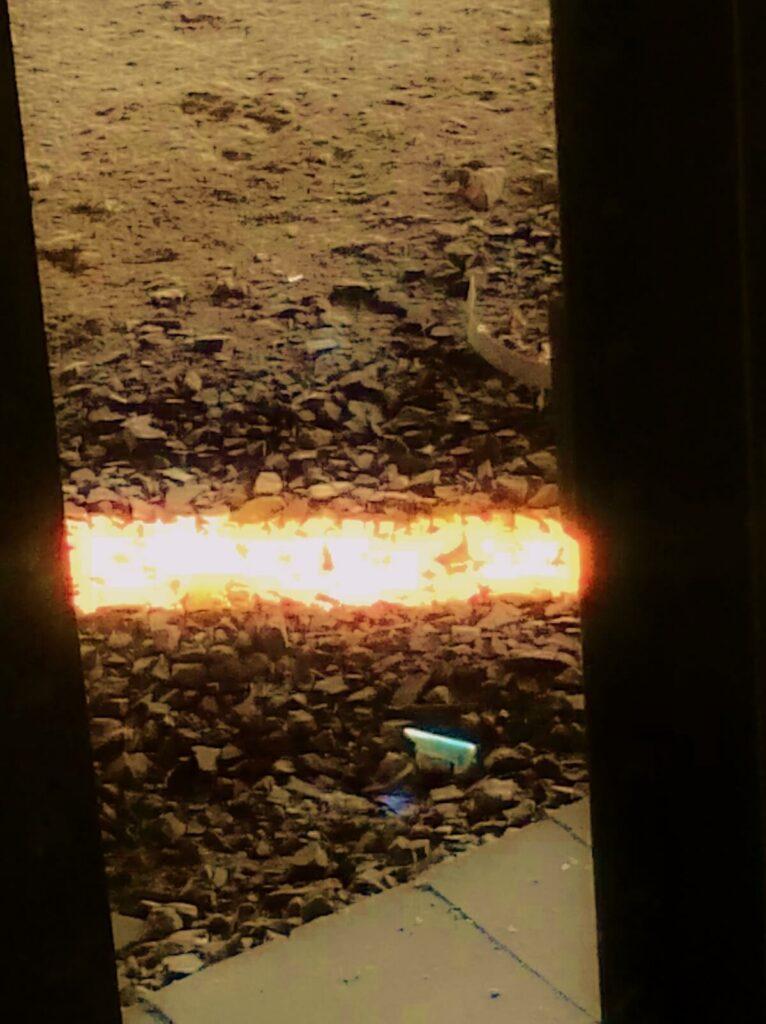 Licht-Gold Zeichen - Lilith-Milkyway