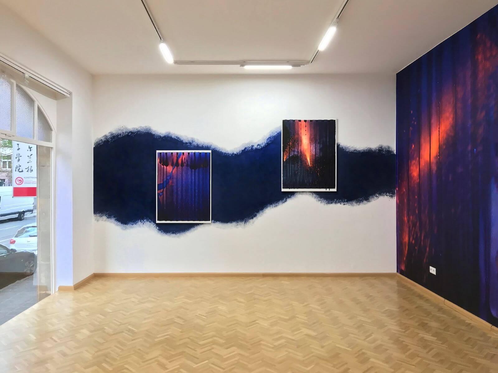 Gu You: Rauminstallation im Kunstraum des Konfuzius Instituts